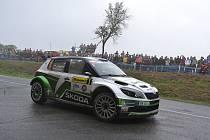 Barum Rally: RZ10 - Maják. Jan Kopecký