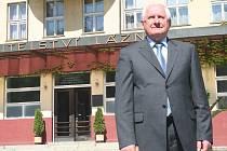 Ředitel společnosti Lázně Luhačovice Josef Krůžela