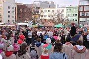 Svatomartinské oslavy ve Zlíně
