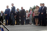 Slavnostní otevření přeložky silnice I/49 Vizovice – Lhotsko