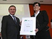 Krajské setkání 2017 Svaz obcí a měst v Otrokovicích.Investivně atraktivní region Zlínského kraje 2016 Kunovice