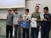 Vítězové jednotlivých kategorií.