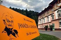 Janáček a Luhačovice