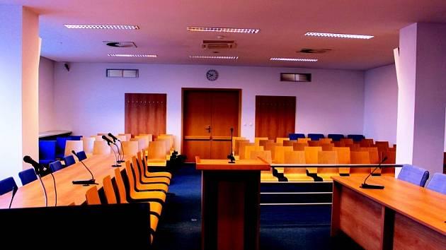 Soudní síň