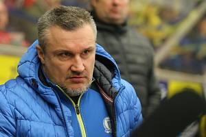 Asistenta trenéra Beranů Martina Hamrlíka trápí individuální chyby.