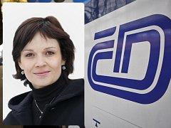 On-line rozhovor s mluvčí Českých drah Kateřinou Šubovou