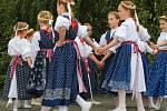 6. Dětský folklorní festival Fryšták - Kašava