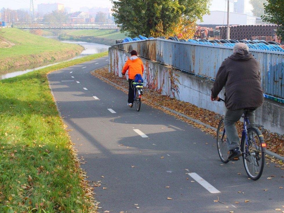 Střed města a Baťov propojí cyklostezkou