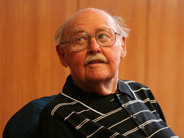 Herec Lubomír Lipský ve Zlíně