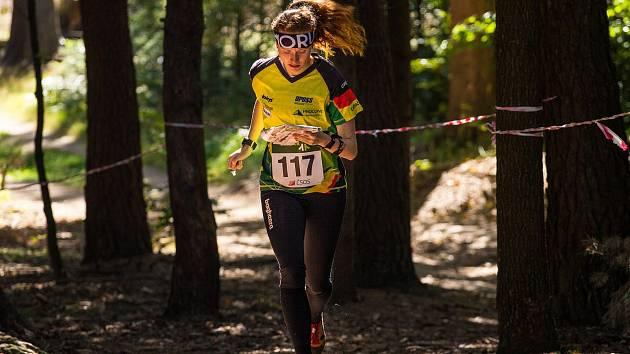 Šestadvacetiletá Vendula Horčičková patří k nejlepším orientačním běžkyním v Česku.