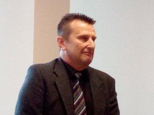 Pavel Sousedík u zlínského krajského soudu. Zproštěn viny