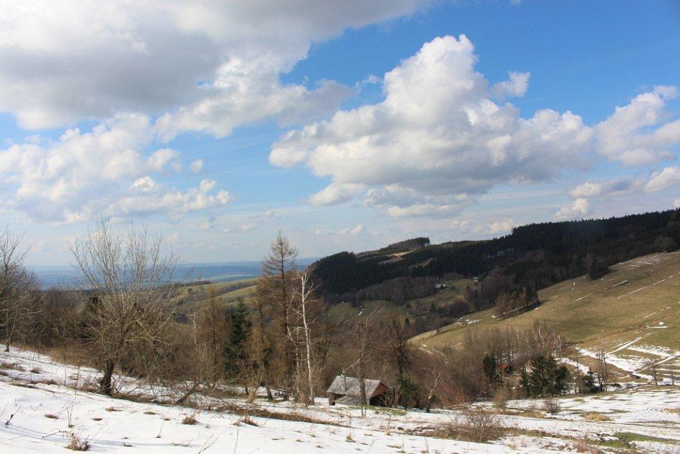 Vandrácká padesátka. Turistický pochod přes Bílé Karpaty.