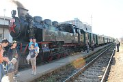 Den kraje: Historický parní vlak Matěj