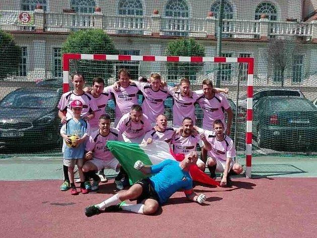 4. kolo první ligy a oslava titulu Palerma