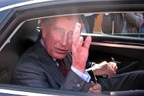 Princ Charles navštívil v rámci České republiky 22. března 2010 i ekologickou obec Hostětín na Slovácku.
