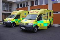 Jako mikulášskou nadílku dostala Zdravotnická záchranná služba Zlínského kraje nové sanitky typu VW Transporter T5.