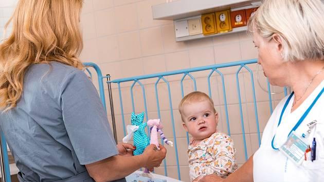 Nemocnice ve Zlínském kraji mění péči o dětské pacienty.
