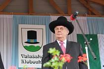 Druhý den návštěvy prezidenta Miloše Zemana ve Zlínském kraji v roce 2013. Ilustrační foto