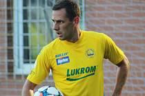 Fotbalista Róbert Matějov