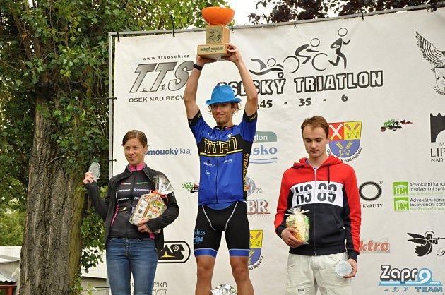 Osecký triatlon 2018