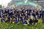 Zlín vítěz MOL cup poháru.