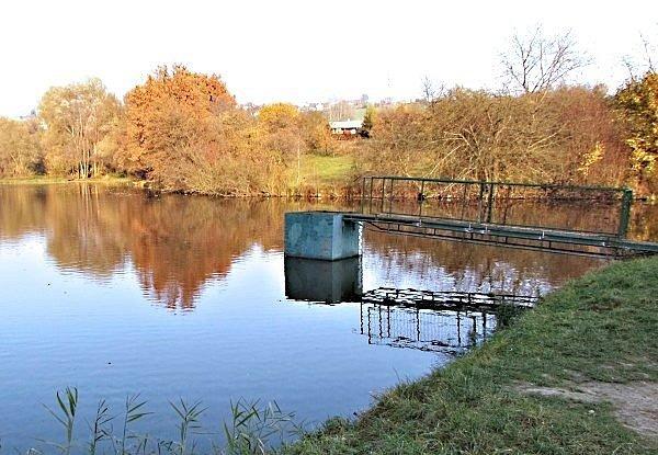 Zboženské rybníky.