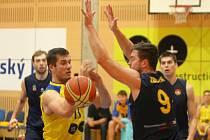 Basketbal, 3. kolo Českého poháru:  Zlín - Opava