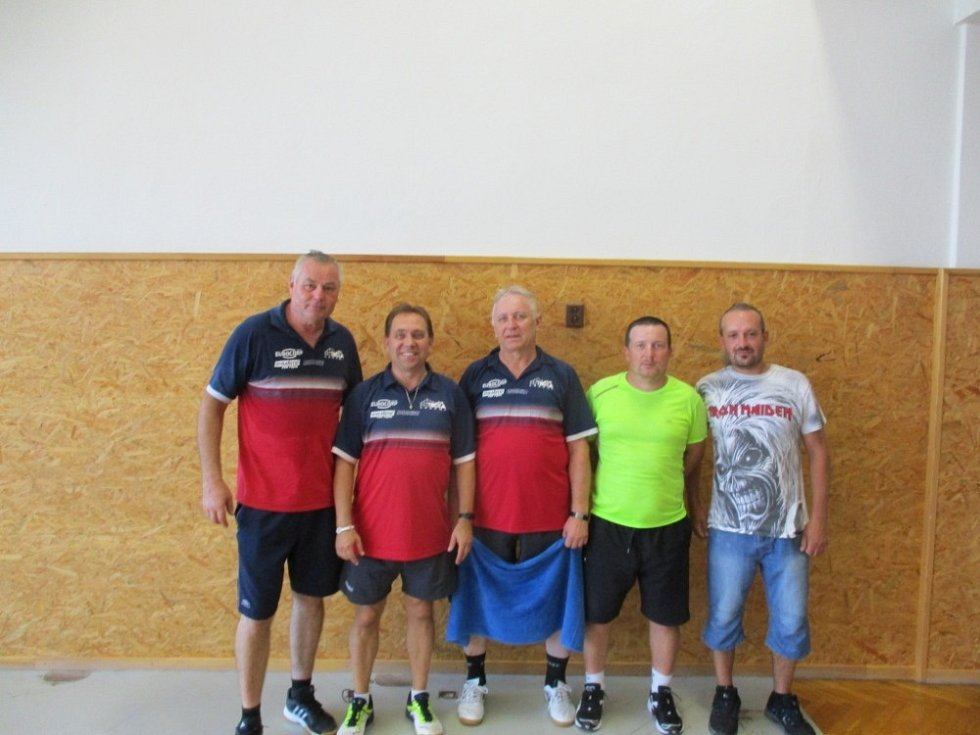 finálový turnaj o Pohár Zlínského Švece 2020