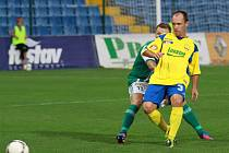 Martin Hruška (ve žlutém).