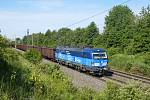 Zálibou čtrnáctiletého Michala Pavelky jsou od malička vlaky a železnice.