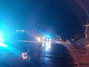 Na Kudlově uhořeli dva lidé, zřejmě bezdomovci