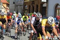 Slezský pohár silničních cyklistů závod O cenu Verge
