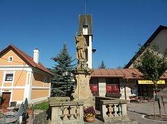 Městys Pozlovice se rozkládá na jižním okraji Vizovické vrchoviny v nadmořské výšce 302 m na hranici CHKO Bílé Karpaty.