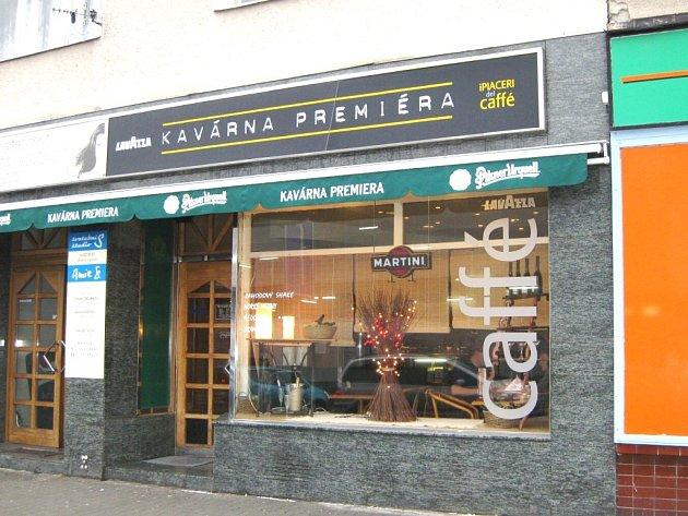 Kavárna Premiéra