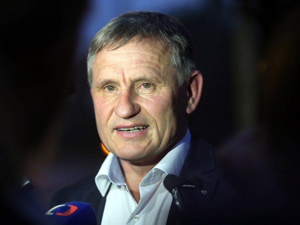 Volební štáb KDU-ČSL