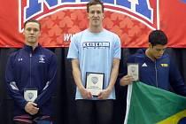 Neuvěřitelných šest mistrovských titulů vybojoval zlínský Žralok Lukáš Macek na NAIA Swimming&Diving Championship v  Columbusu.