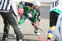 Hokejbalisté Malenovic jsou po víkendu už druzí