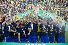 Zlín díky triumfu v Mol cupu a vítězství Manchesteru United si na podzim zahraje skupinu Evropské ligy.
