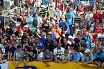 Start na náměstí Míru ve Zlíně. Ilustrační foto