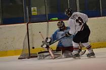 Čtvrté kolo Zlínské amatérské hokejové ligy