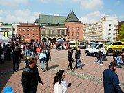 Historické i moderní vozy – to byla sobotní Czech drive