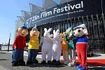 57. ZLÍN FILM FESTIVAL 2017 - Mezinárodní festival pro děti a mládež. Maskoti
