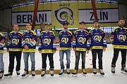 Zahájení sezony s fanoušky na zimním stadionu ve Zlíně