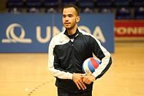 Maročan Karim Lamri má za sebou premiérovou sezonu v české volejbalové extralize.