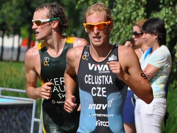 Jan Čelůstka, zlínský olympionik vLondýně