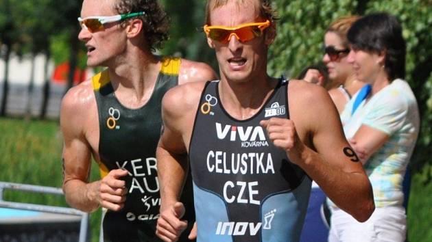 Jan Čelůstka, zlínský olympionik v Londýně