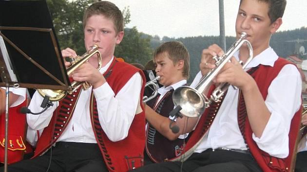 Setkání muzikantů v Bílých Karpatech