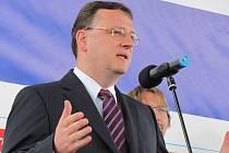 Předseda vlády Petr Nečas. Ilustrační foto.