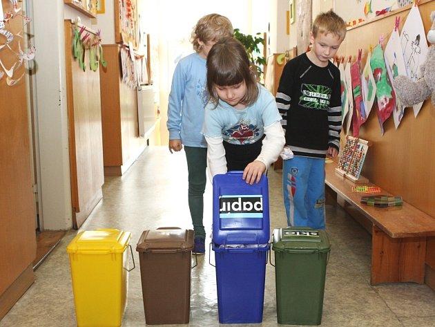 I my už umíme třídit odpad