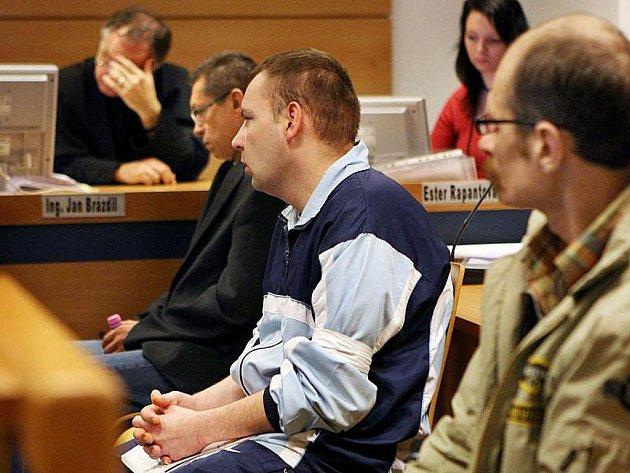 Soud s Liborem Vaďurou a Rolandem Makó.